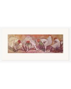 Frieze of Dancers - Edgar Degas
