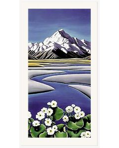 Mount Cook - Diana Adams