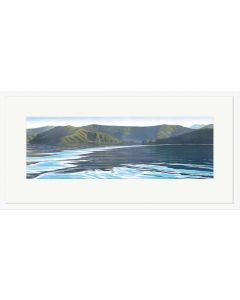 Early Morning Marlborough Sounds - Rick Edmonds