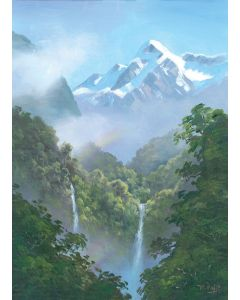 Fiordland Impressions - Ernest Papps