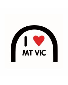 I heart Mt Vic - Zoe Virtue