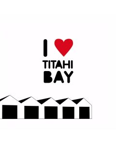 I heart Titahi Bay - Zoe Virtue