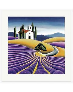 Lavender Fields - Diana Adams