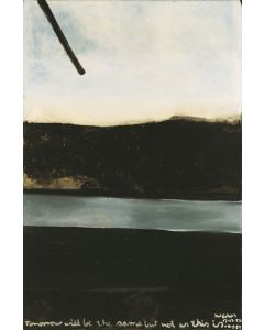 Tomorrow will be the same - Colin McCahon